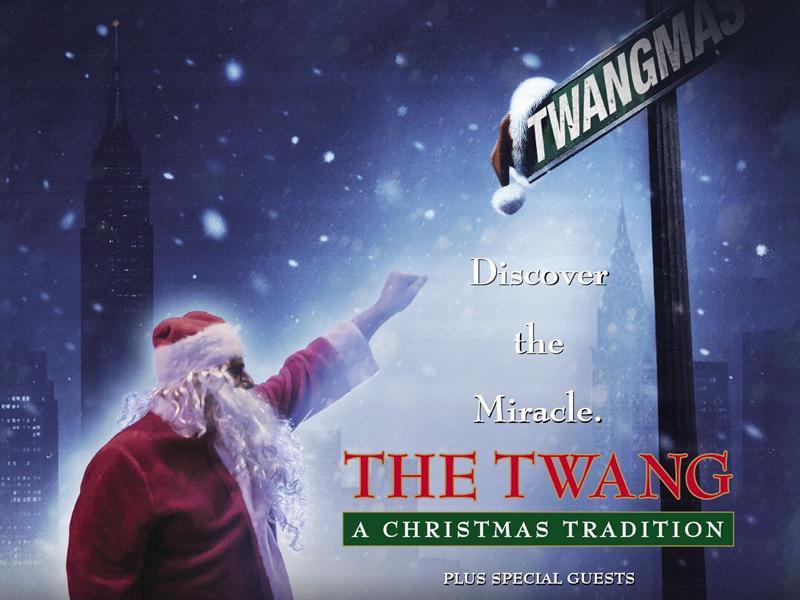 The Twang - A Christmas Tradition