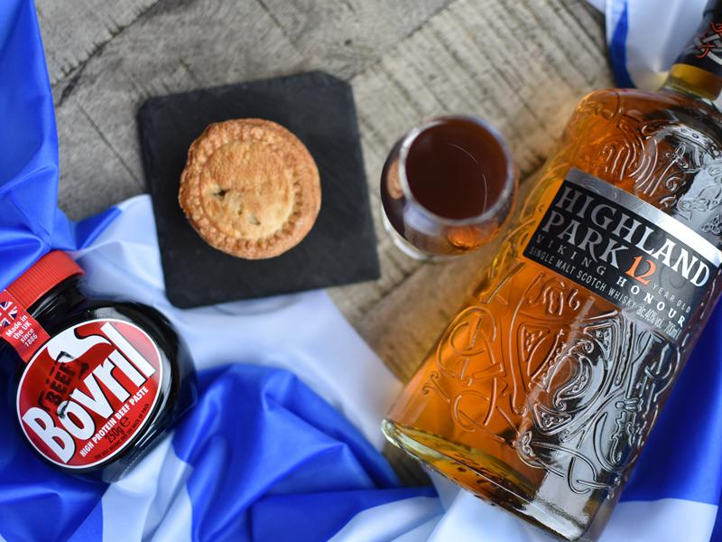 Beef up your Euro 2020 celebrations with an alcoholic Bovril shot