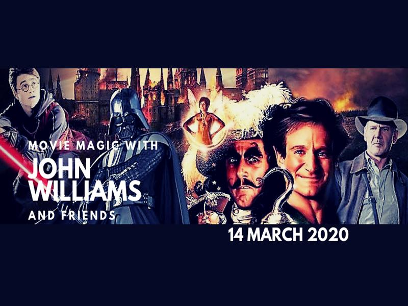 Movie Magic with John Williams and Friends
