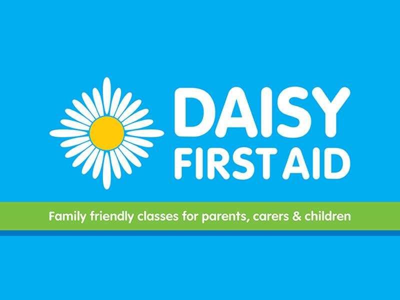 Daisy First Aid - 2hr Family First Aid Course