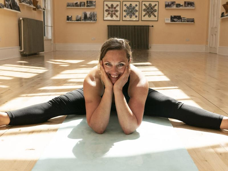 Monthly Yin Yoga with Catherine
