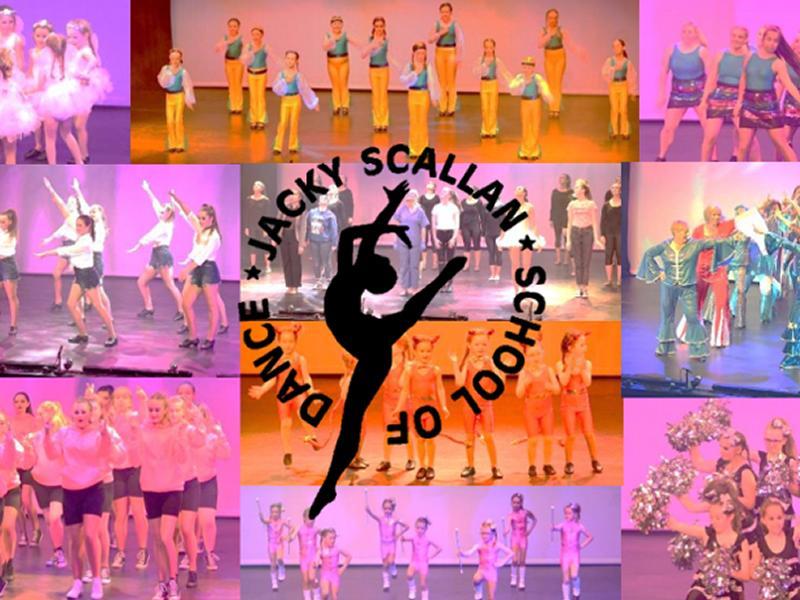 Jacky Scallan School Of Dance