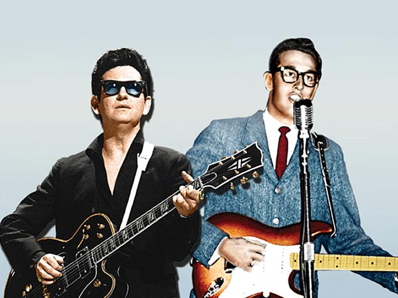 Roy Orbison and Buddy Holly: The Rock 'n' Roll Dream Hologram Tour