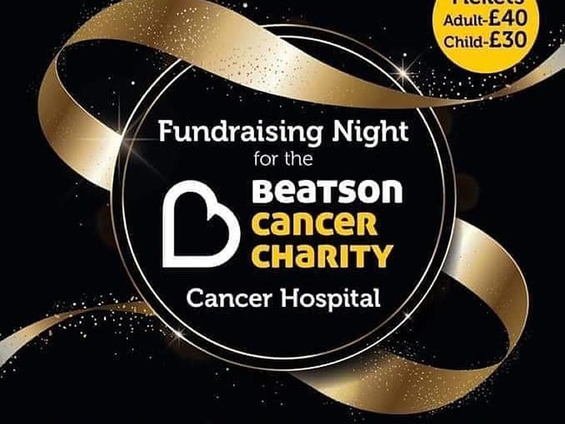 Beatson Cancer Charity Fundraising Event