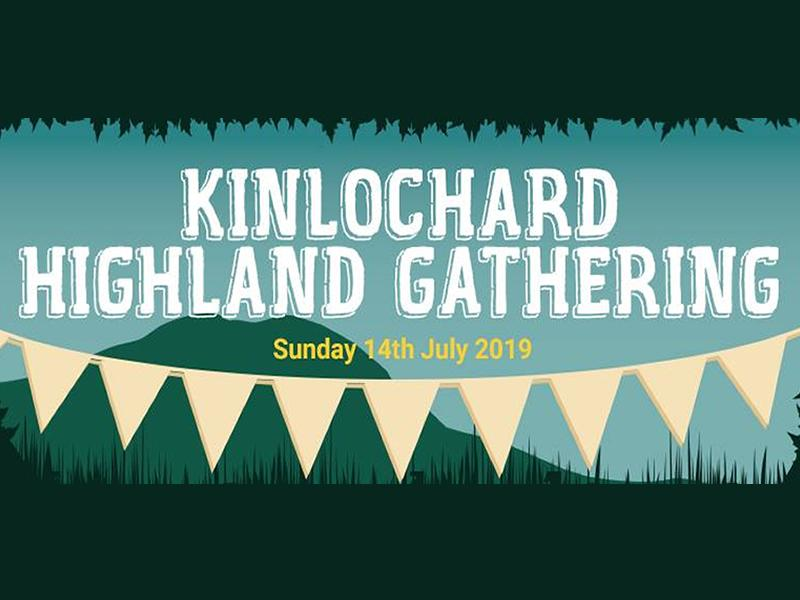Kinlochard Family Highland Gathering