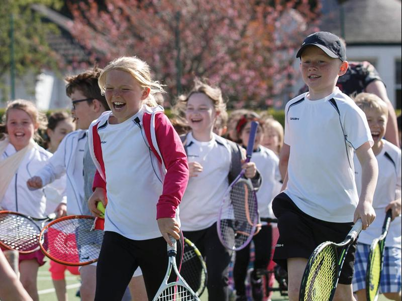 Kids Summer Tennis Camps
