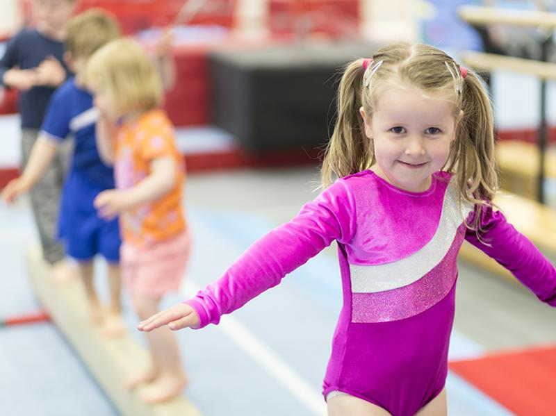 Free Preschool Gymnastics Taster Classes