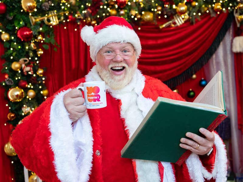 Santa's Advent Stories