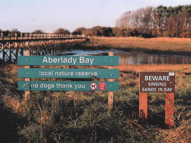 Aberlady Bay Nature Reserve at The Old Hairdressers, Glasgow City ...