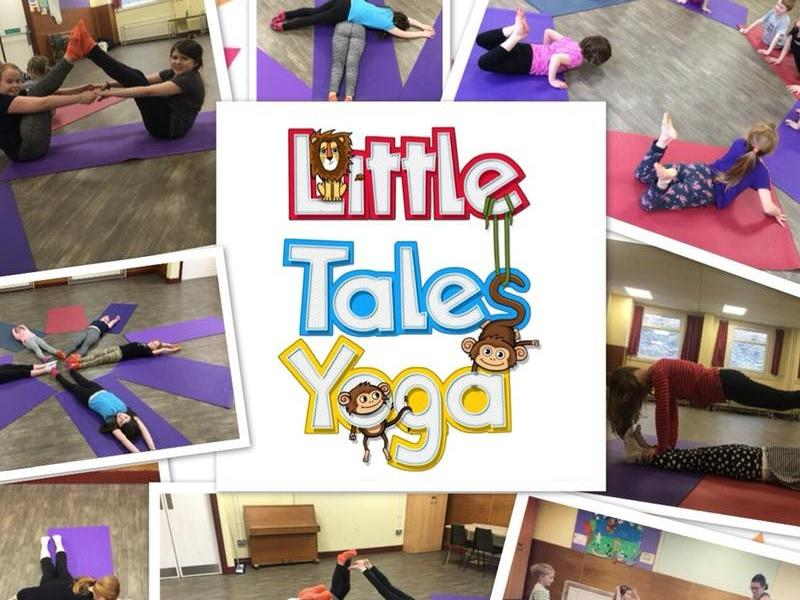 Little Tales Yoga