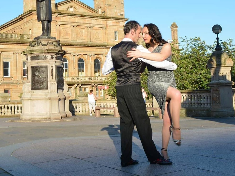 Paisley Tango Ltd