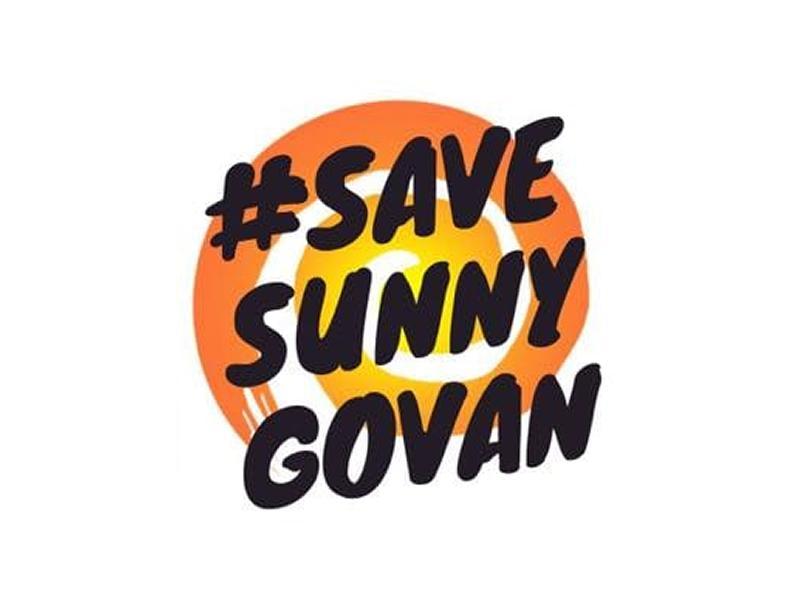 #SaveSunnyGovan