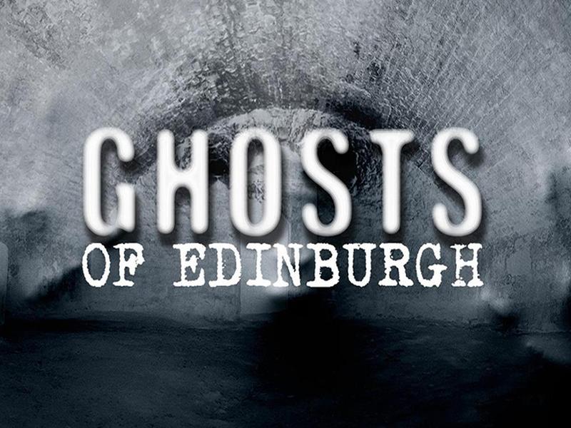 Lecture: Ghosts of Edinburgh