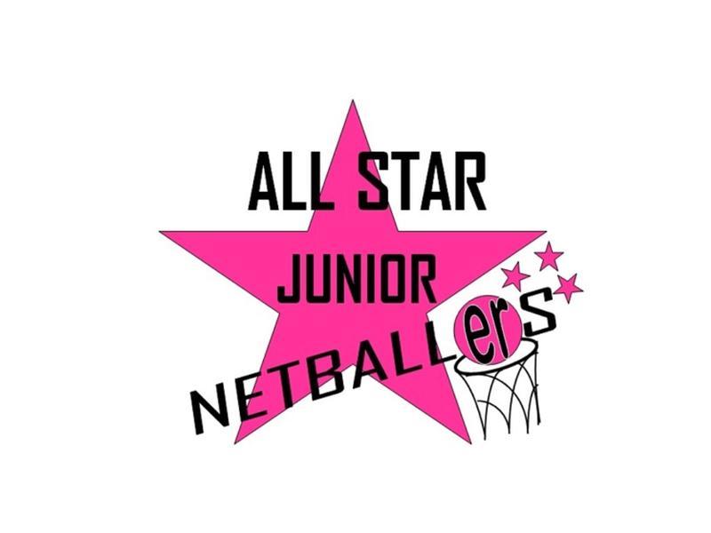 All Star Junior Netballers
