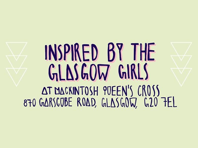 Inspired by the Glasgow Girls Exhibition