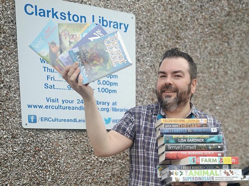 East Renfrewshire Libraries scrap late fees