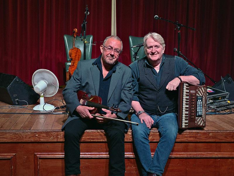 Aly Bain and Phil Cunningham - RESCHEDULED DATE