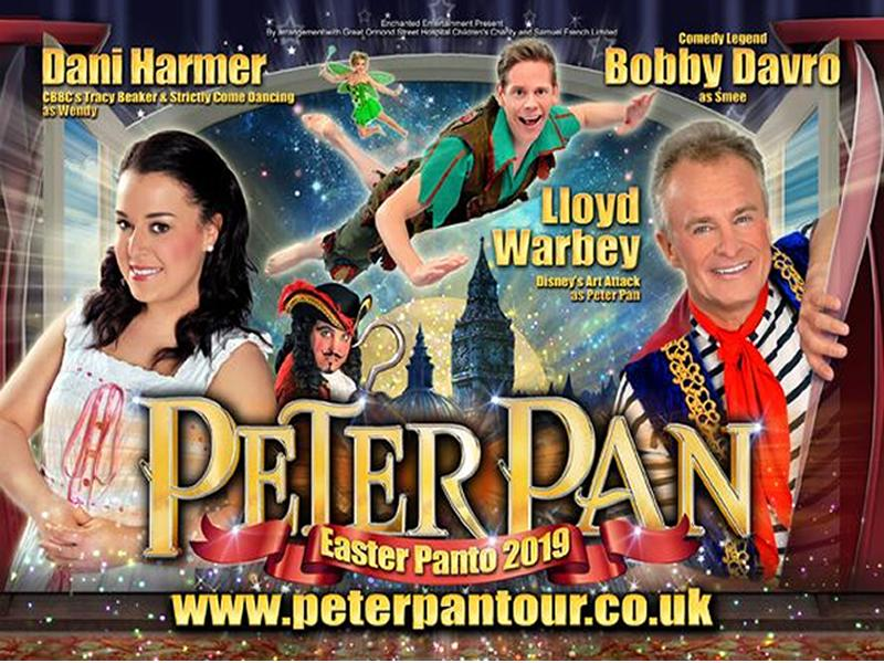 Peter Pan - Easter Pantomime