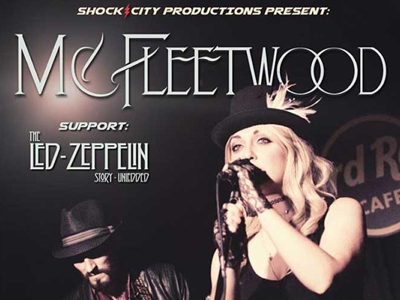 McFleetwood & The Led Zeppelin Story Unledded