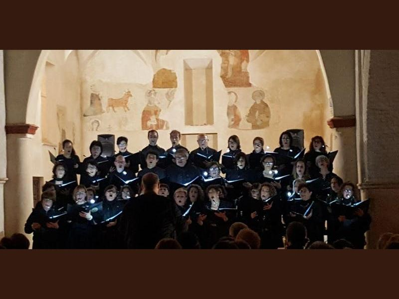 Free Event - The Coro Aretiena Choir from Spain