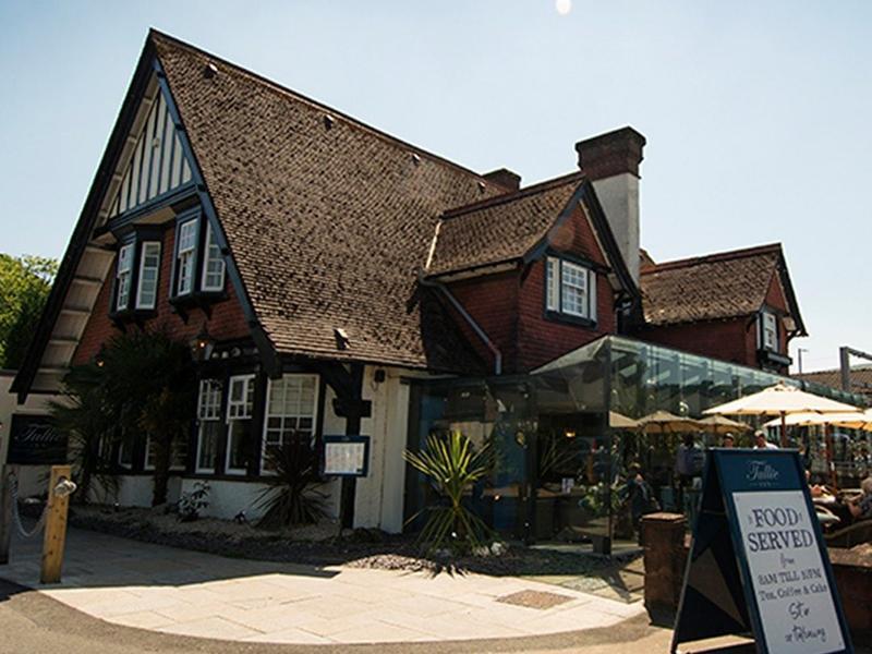 The Tullie Inn