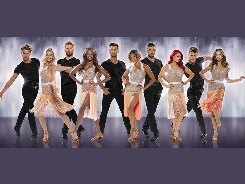 Line Up Announced For Strictly Come Dancing The Professionals Tour