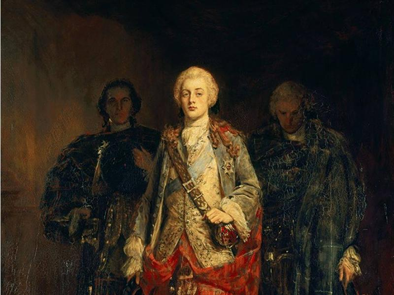 Lecture Series: Bonnie Prince Charlie and the Last Jacobite Rebellion