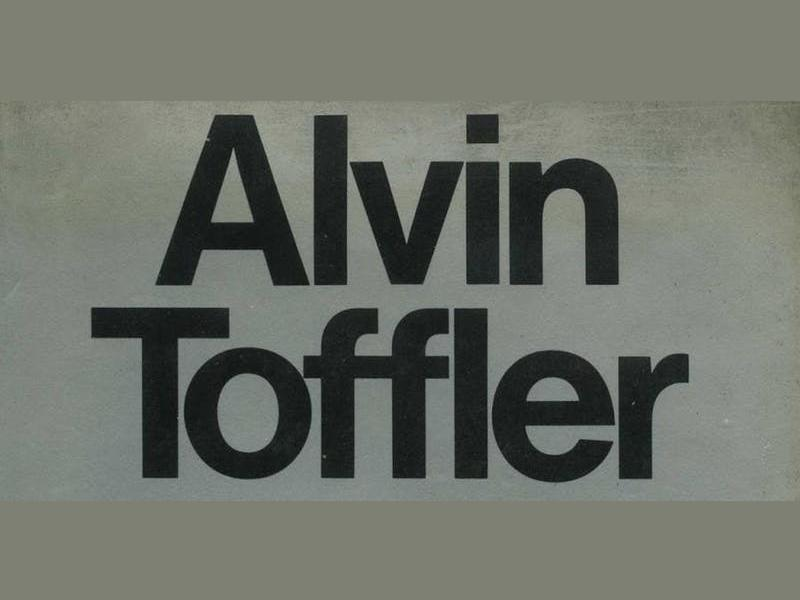 Book of the 1980s: Alvin Toffler's 'The Third Wave'
