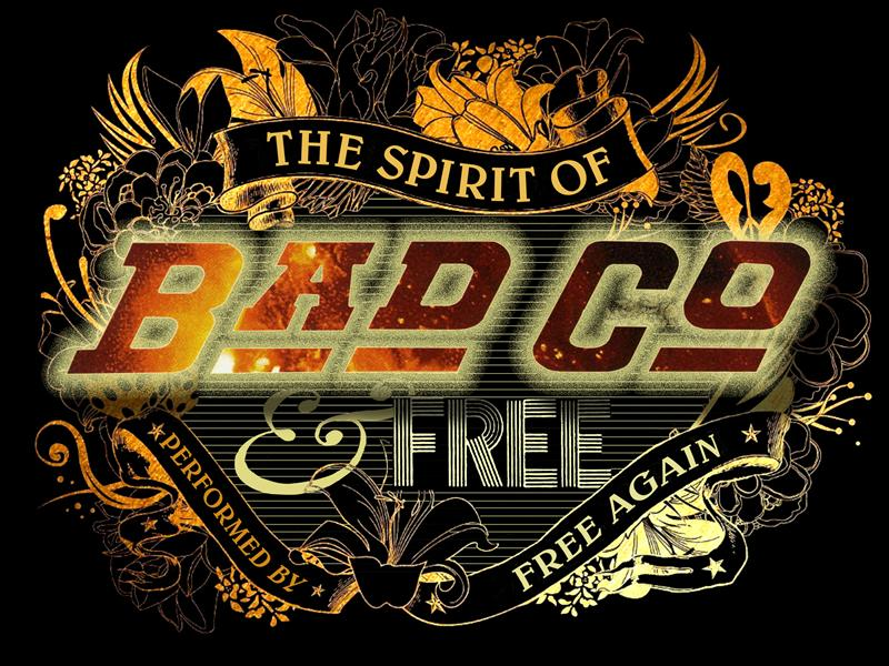The Spirit of Bad Company and Free at Rutherglen Town Hall