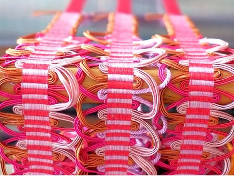 Passememnterie Lace Weaving