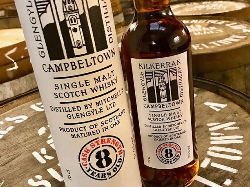 Kilkerran Whisky Masterclass - CANCELLED