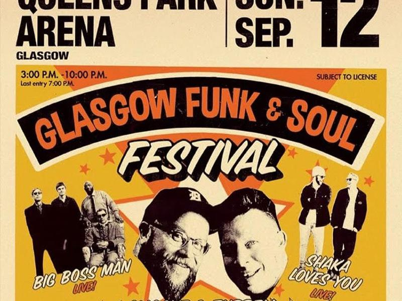 Glasgow Funk & Soul Festival