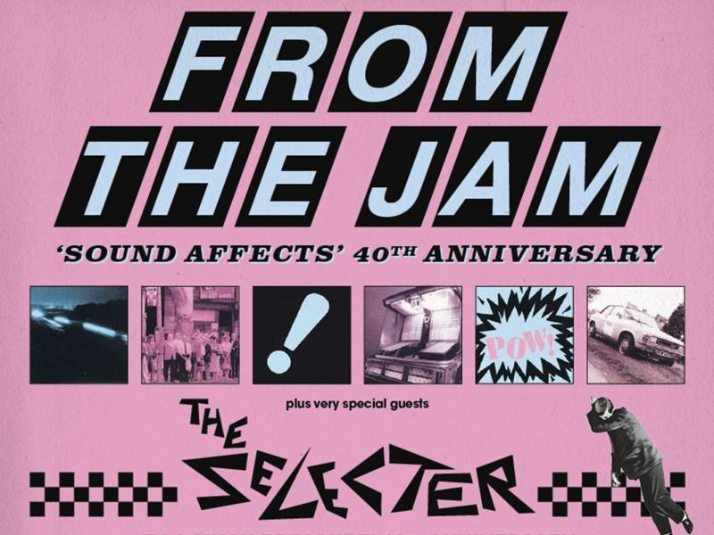 From The Jam + The Selecter