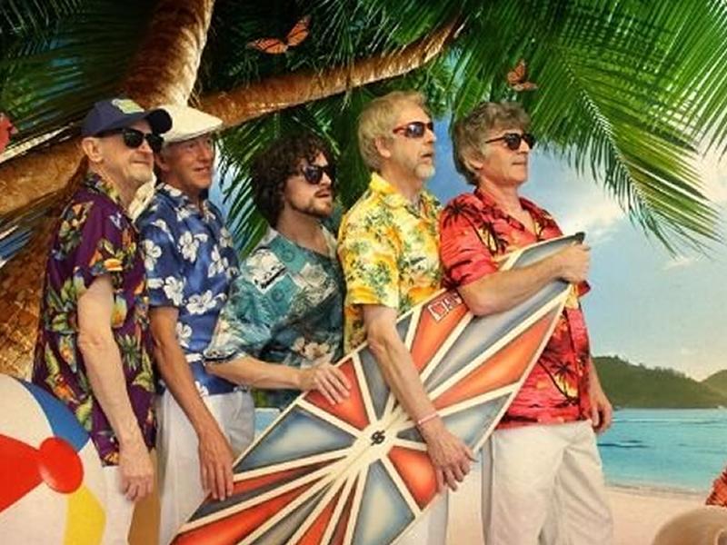 Beach Boyz - CANCELLED