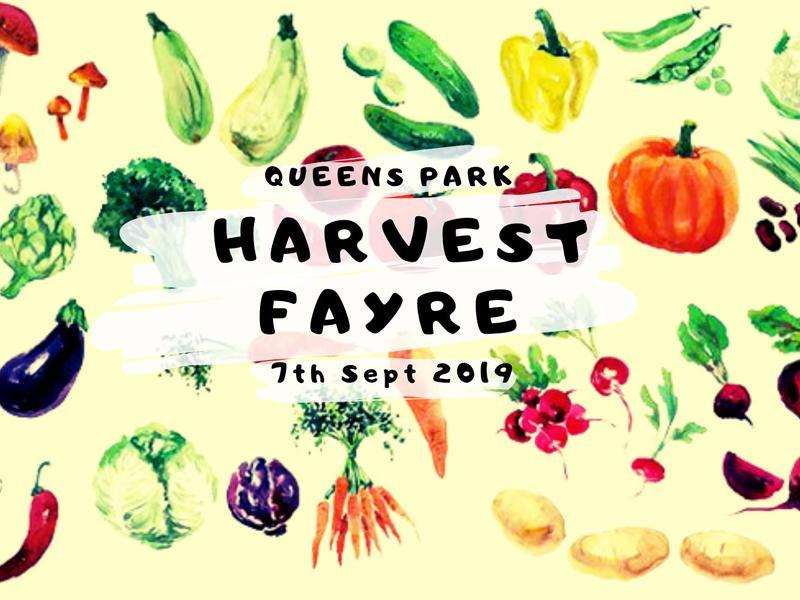 Queens Park Harvest Festival