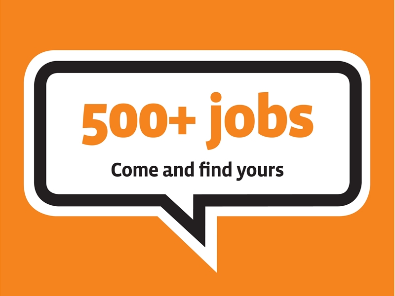 500+ Jobs Fair With Invest In Renfrewshire