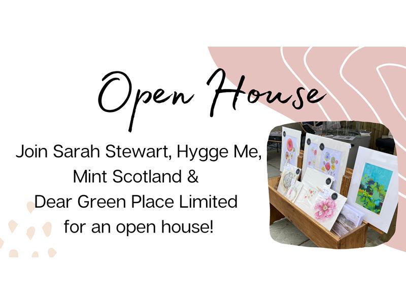 Open House & Art Studio