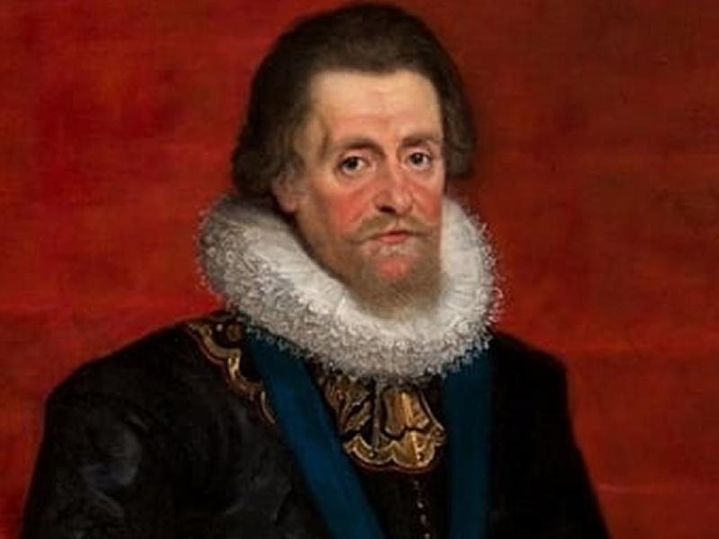 James VI and Witchcraft
