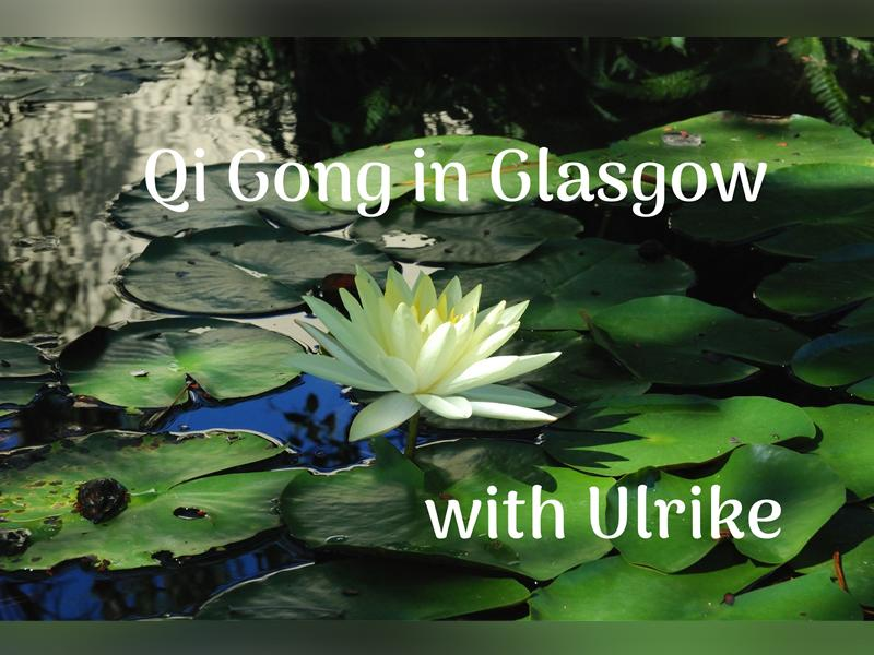 Qi Gong In Glasgow With Ulrike
