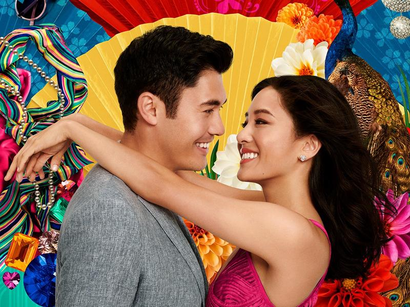 Crazy Rich Asians Screening with Gourmet Popcorn