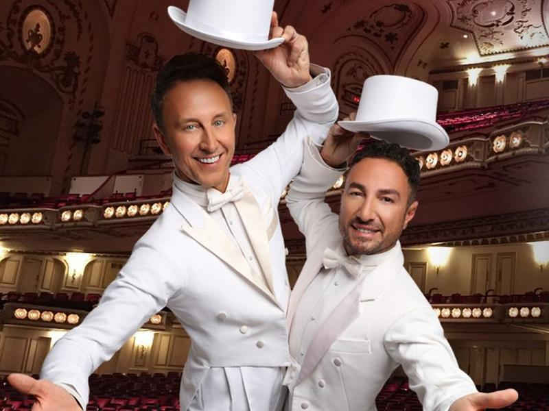 Ian Waite & Vincent Simone: The Ballroom Boys - RESCHEDULED DATE