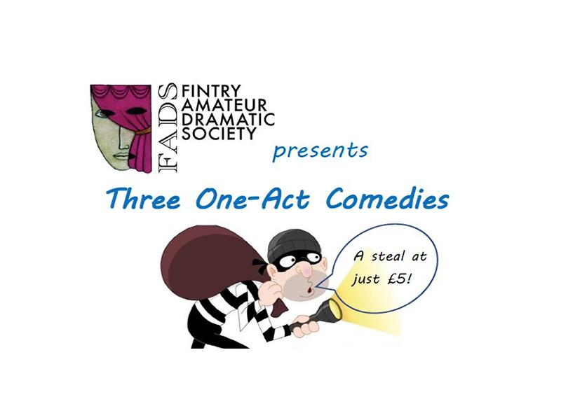 Three One-Act Comedies
