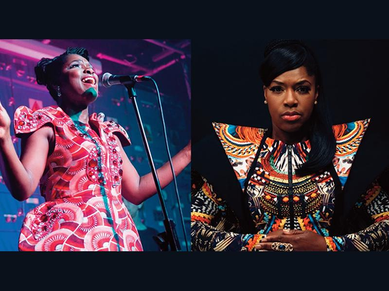 Edinburgh Jazz and Blues Festival:  Ibibio Sound Machine