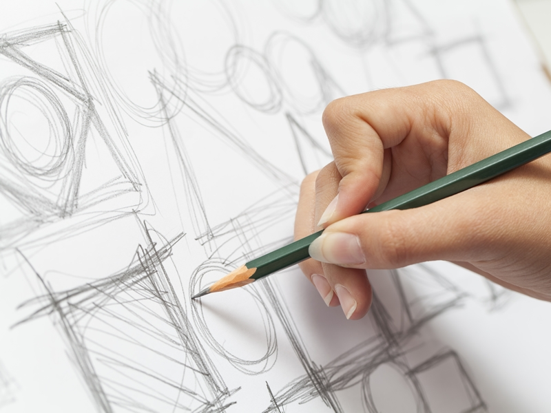 Sketch & Destress