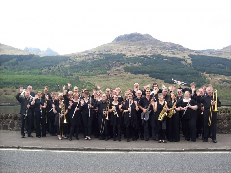 Dunbartonshire Concert Band Annual Christmas Concert at