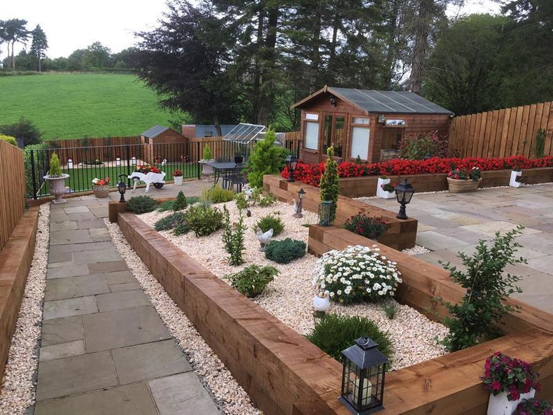 Scotland's Gardens Scheme Open Garden: Gardens of Fenwick