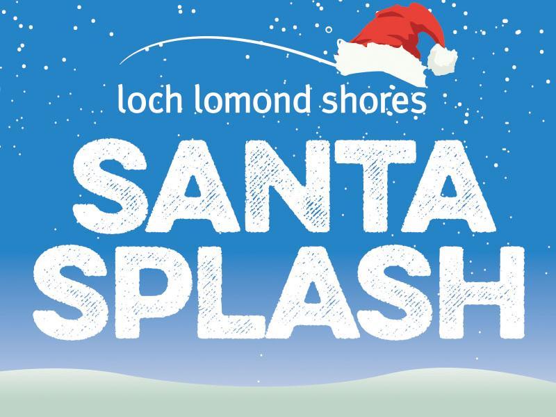 Loch Lomond Shores Santa Splash