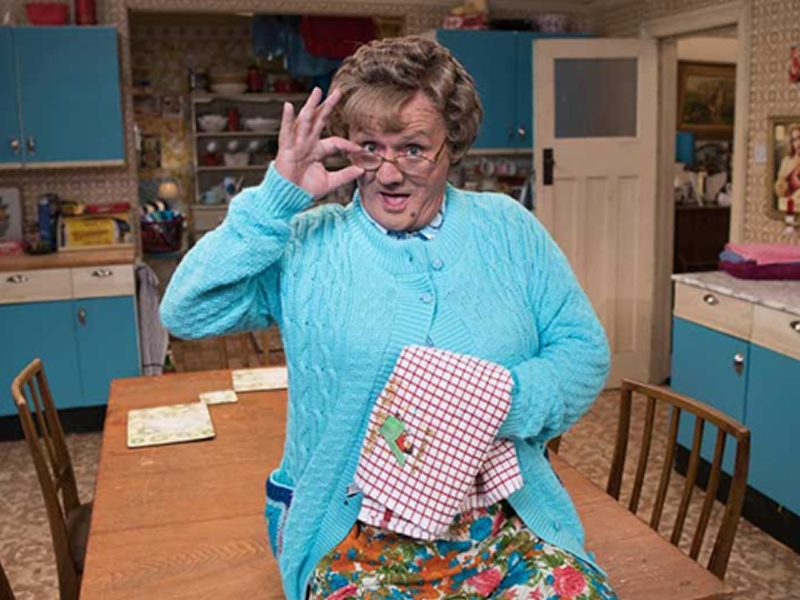Join BBC One for the return of Mrs Brown