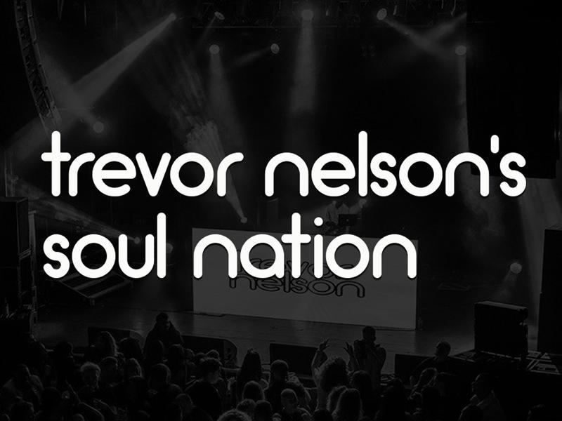 Trevor Nelson's Soul Nation Glasgow - POSTPONED