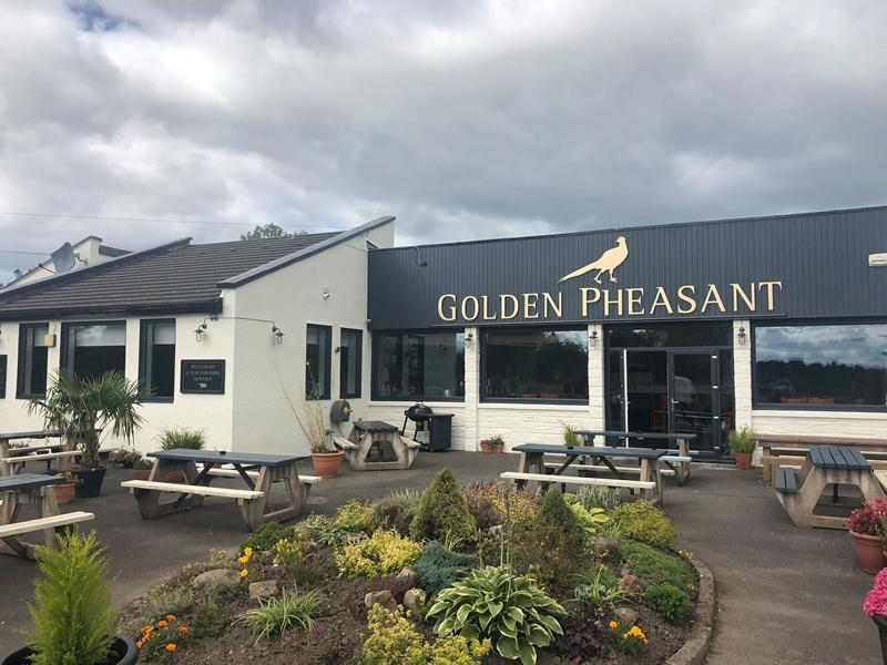 The Golden Pheasant Bar and Restaurant